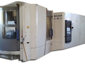 Bilder Heller MC 16 HS Fräsmaschine